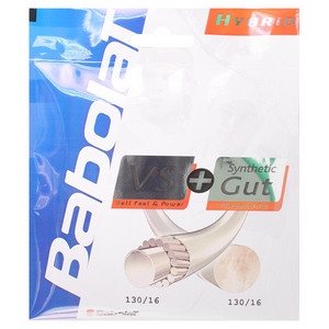 BABOLAT VS GUT 16G + SYNTHETIC GUT 16G STRINGS