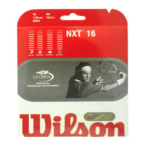 WILSON NXT STRING 16 NATURAL COLOR