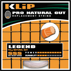 Legend Natural Gut 15l