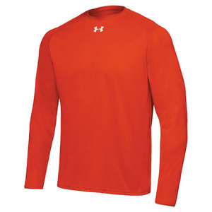 Mens HeatGear Team LS Loose T