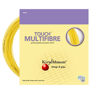 KIRSCHBAUM TOUCH MULTIFIBRE 16G 1.30 STRINGS