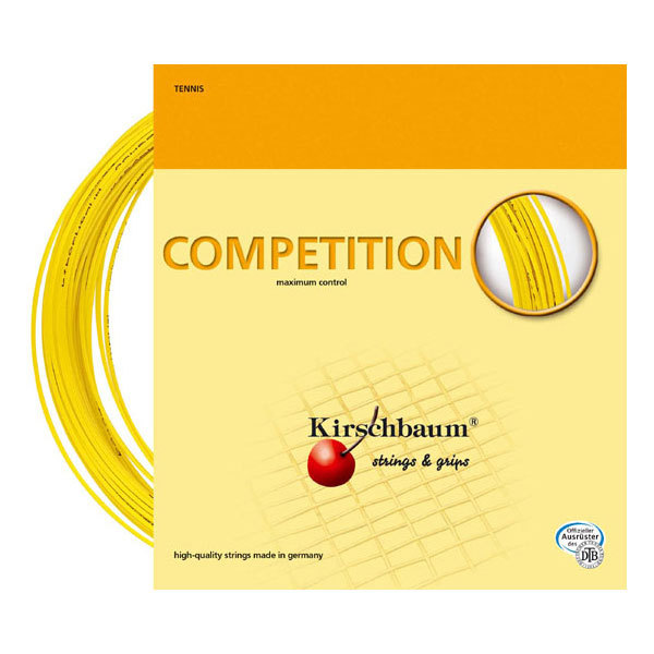 Competition 17g 1.25 Strings