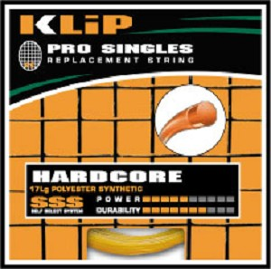 KLIP HARDCORE PRO SINGLE GOLD 17L