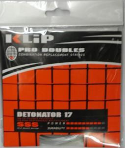 Detonator Hybrid Strings 17g