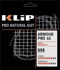 KLIP ARMOUR PRO NATURAL GUT 16G