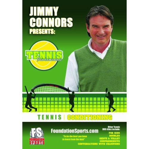 Jimmy Connors Conditioning Dvd