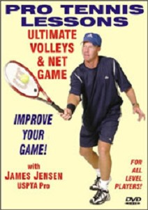 JAMES JENSEN Ultimate Volleys DVD