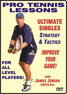 JAMES JENSEN Ultimate Singles Strategy and Tactics
