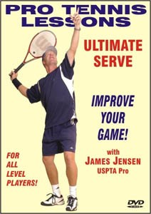 JAMES JENSEN Ultimate Serve DVD