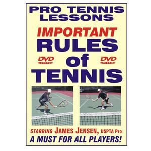 The Rules Of Tennis