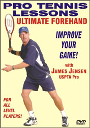 Ultimate Forehand Dvd