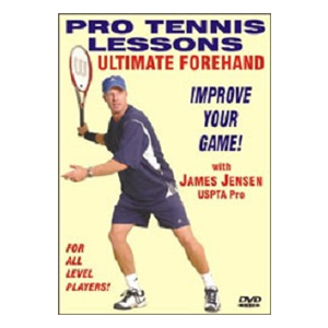 JAMES JENSEN Ultimate Forehand DVD