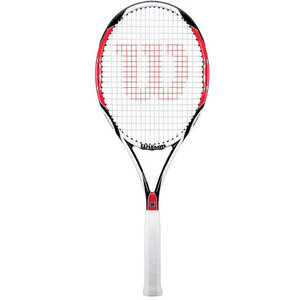WILSON K FACTOR KSIX-ONE TEAM 95 TENNIS RACQUET