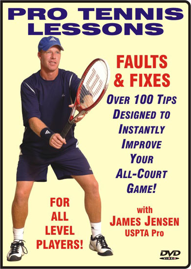 Tennis Faults And Fixes