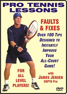 JAMES JENSEN Tennis Faults and Fixes