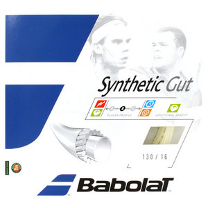 Synthetic Gut 16g Natural Strings