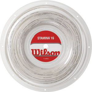 WILSON STAMINA REEL - WHITE 16