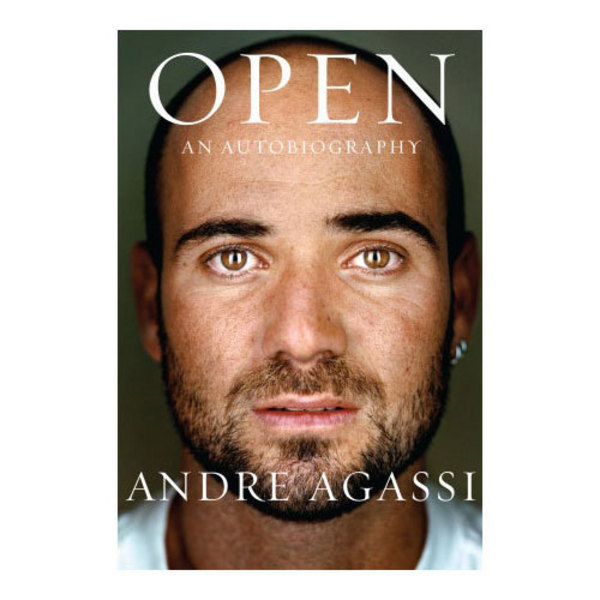Open By Andre Agassi- Paperback