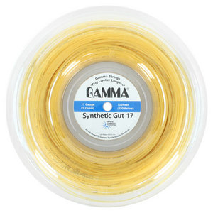 GAMMA SYNTHETIC GUT 17G REELS