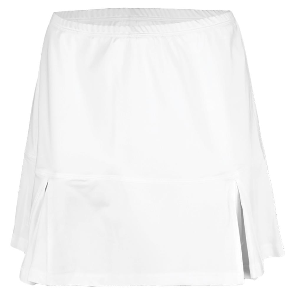 Women's Essentials Tennis Skort White