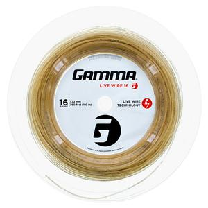 GAMMA LIVE WIRE 16G REELS