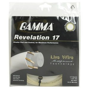 GAMMA REVELATION 17G