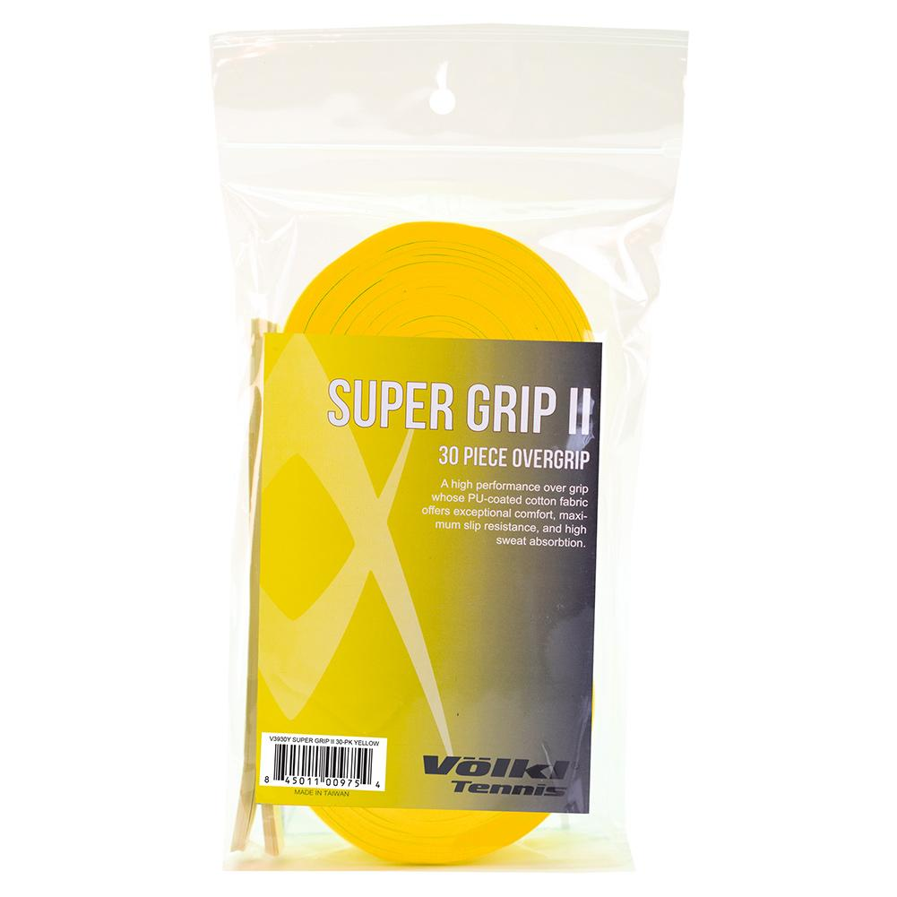 Super Grip Ii 30 Pack Yellow