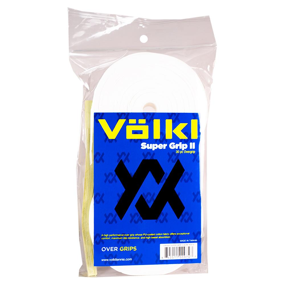 Super Grip Ii 30 Pack White