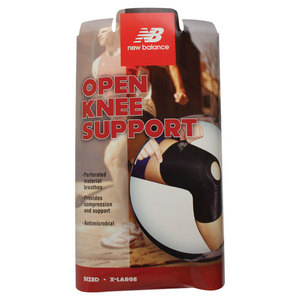 NEW BALANCE NB CS OPEN PATEL KNEE SUPPORT