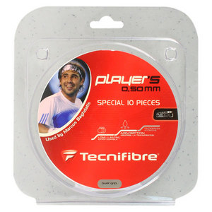 TECNIFIBRE TECNIFIBRE PLAYERS WRAP OVERGRIP 10 PK