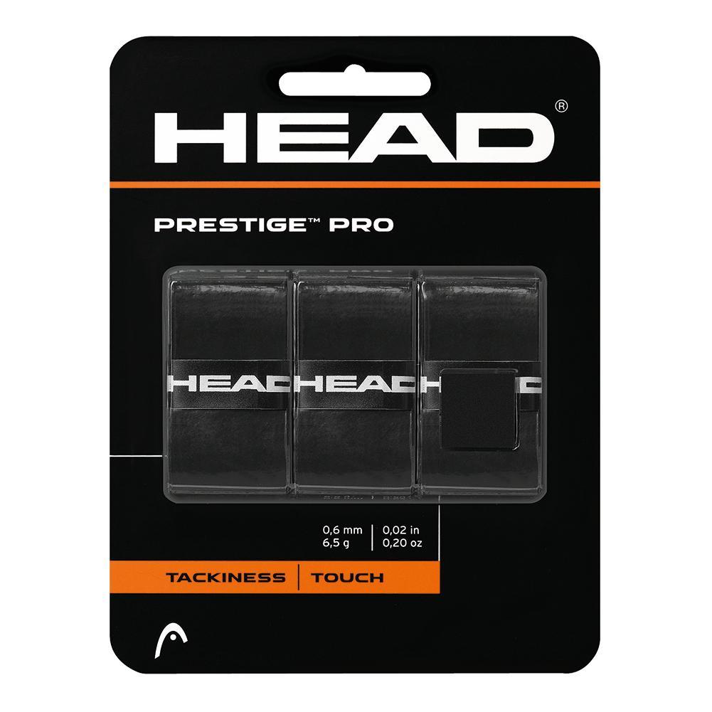 Prestige Pro Overgrips Black