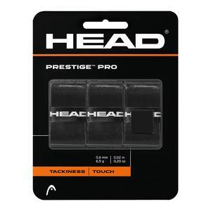 HEAD PRESTIGE PRO OVERGRIPS BLACK
