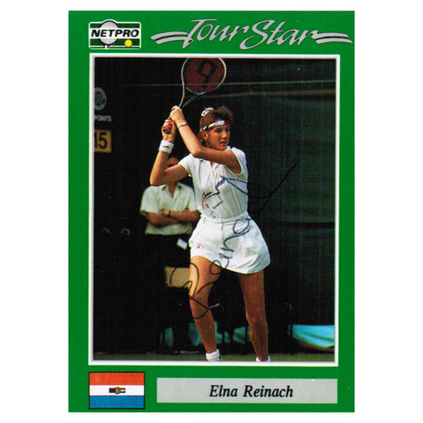 Elina Reinach Signed Women's Card