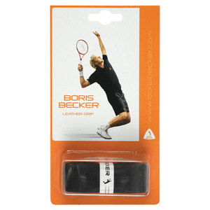 BORIS BECKER BECKER LEATHER GRIP BLACK