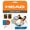 HEAD Sonic Pro 17g Strings Orange