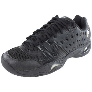 T22 Men`s Team Tennis Shoes Black