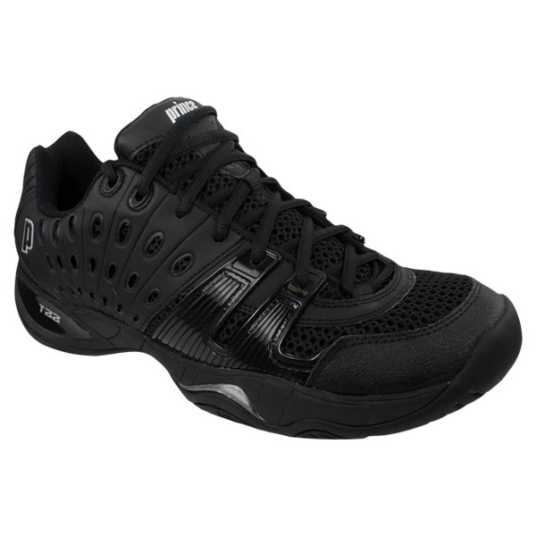 tennis express prince t22 s team tennis shoes black