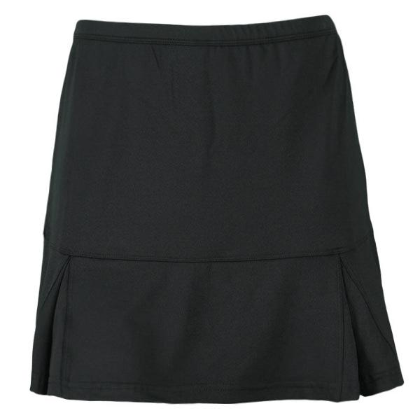 Women's Essentials Tennis Skort Black