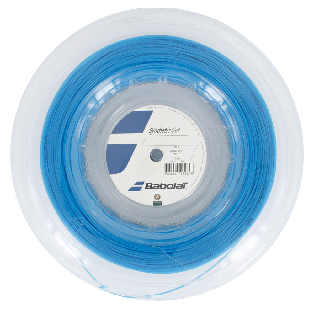 Synthetic Gut 16g Reel Blue