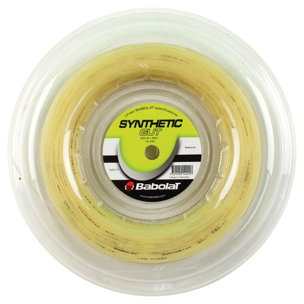 Synthetic Gut 17g Reel Natural