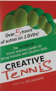 Creative Tennis DVD