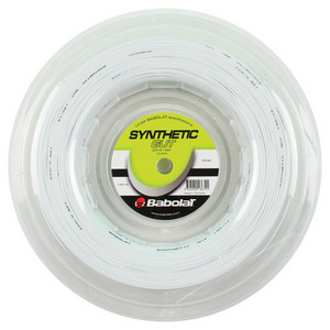BABOLAT SYNTHETIC GUT 16G REEL WHITE