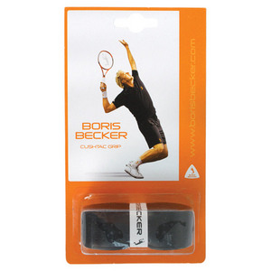 BORIS BECKER CUSHTAC GRIP BLACK