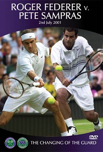 WIMBLEDON Federer v Sampras-Changing the Guard DVD