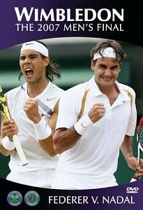 WIMBLEDON 2007 Federer v Nadal Wimbledon Final DVD