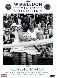 WIMBLEDON 1978 Navratilova vs Evert Wimbledon DVD