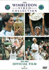 WIMBLEDON 2005 Official Wimbledon Highlight DVD