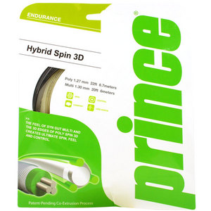 Hybrid Spin 3D 16L Sets Black