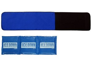 I.C.E. DOWN COLD THERAPY WRAP LARGE