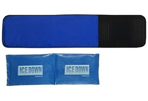 I.C.E. DOWN COLD THERAPY WRAP MEDIUM